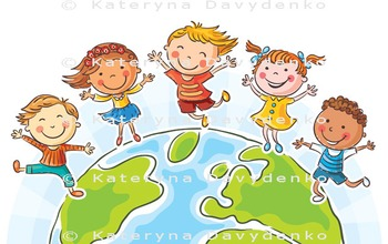 Kids Round the Globe
