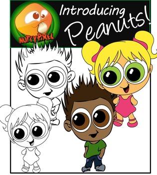Kids Selection_Peanuts
