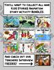 "Kids Stories - ""A Big Trip"" - Book & Activities"