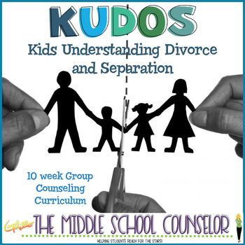 Kids Understanding Divorce Or Separation Group Counseling Program