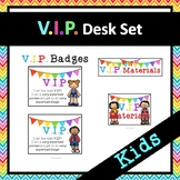 Kids VIP Desk Set