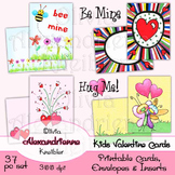 Kids Valentine's Cards