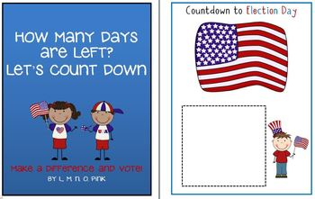 Kids Voting and Count Down to Election Day 2012