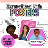 Kids Who Changed The World (Influential People Posters)