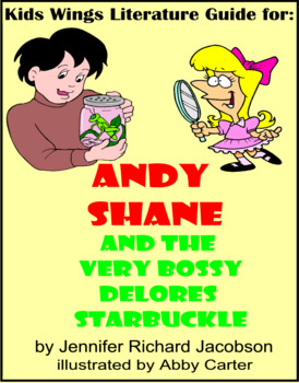 An Entomologist Grandmother Hero! Andy Shane & the Very Bossy Delores Starbuckle