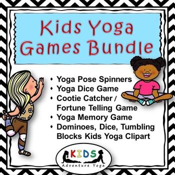 Kids Yoga Games Bundle