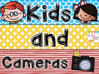 Kids and Cameras a MATH game for older kids...