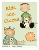 Kids and Clocks: Telling Time