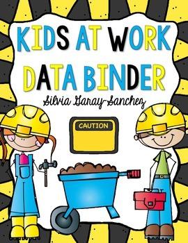 Kids at Work Data Binder