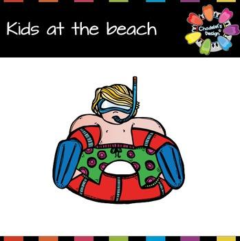 Kids at the Beach