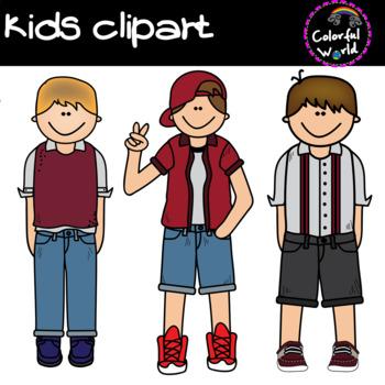 Kids clipart