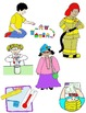Kids in Action Sampler:  Frequent Buyer Appreciation Clip Art 48 PNG's!