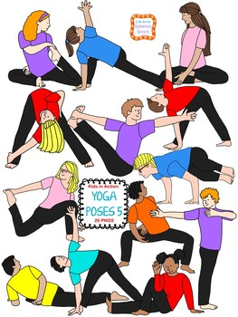 Kids in Action: Yoga Poses 5