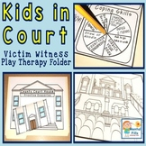 Play Therapy Folder for Victim Witnesses in Court