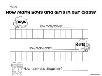 Kids in Our Class Graph