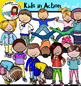 Kids in action bundle- 80 items