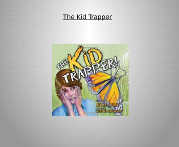Kids in the Trap-Reporting Sexual Abuse