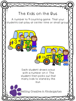 Kids on the Bus