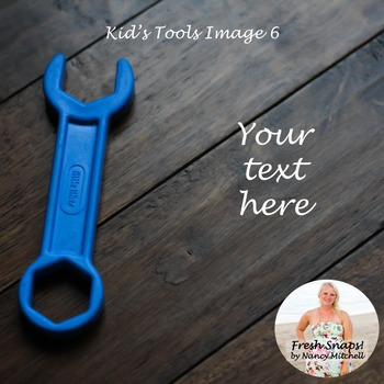 Kids tools Wrench Image 6
