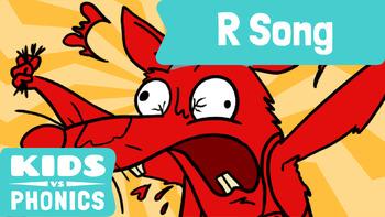 Kids vs Phonics Songs for Children - R