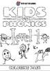 Kids vs Phonics (all 10 levels) - practice book