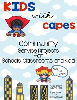 Community Service Projects - Project Based Learning