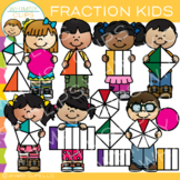 Fraction Clip Art