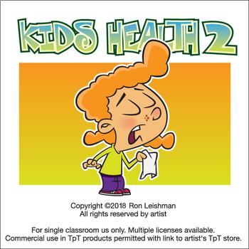 KidsHealth2 Cartoon Clipart