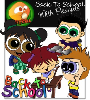 Kids_Back To School With Peanuts