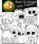 Kids_Back To School With Peanuts Clip Art