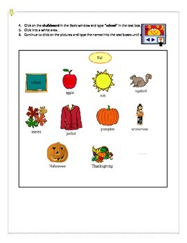 Kidspiration - Autumn Things