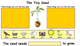 Kidspiration : The Tiny Seed