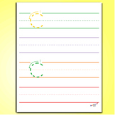 Traceable Letters - Letter C Worksheets