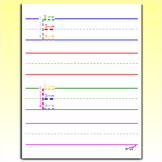 ABC Worksheets - Letter E Worksheets