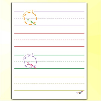 Handwriting Practice - Letter Q Worksheets