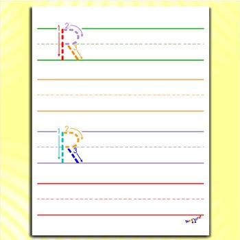 Handwriting Worksheets - Letter R Worksheets