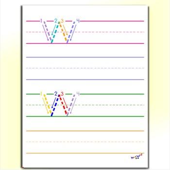 Printable Alphabet Letters - Letter W Worksheets