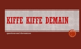 Kiffe kiffe demain Vocabulary, culture, questions and activities