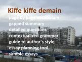 Kiffe kiffe demain comprehensive resources
