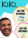 Kiki Reading and Writing Poster (HipHop)