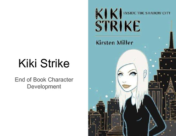Kiki Strike Final: Simple Character Identity Project