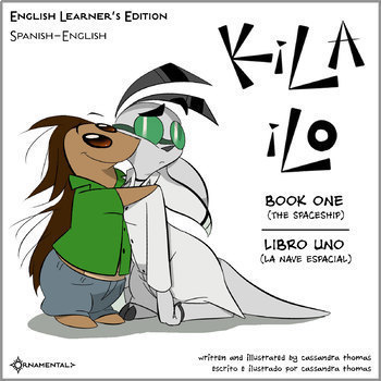 Kila Ilo 1 - English Learner's Edition