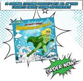 Killawatt Kimmie Superheroes and Villains Book