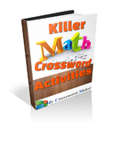 Killer Mathematics Crosswords