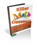 Killer Mathematics Crosswords