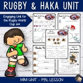 Let's play rugby - EFL worksheets