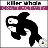 Killer Whale Craft   Ocean Animal Crafts   Winter Arctic Animals   Animal Crafts