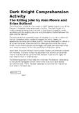 Killing Joke Comprehension Test