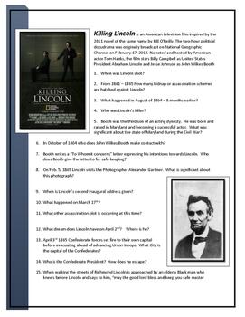 Killing Lincoln - Video guide