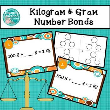 Kilogram and Gram Number Bonds